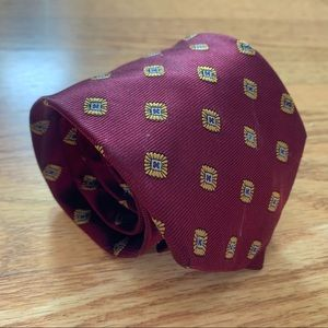 Drakes Tie Handmade in England for Davide Cenci